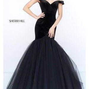 Beautiful Sherri Hill gown